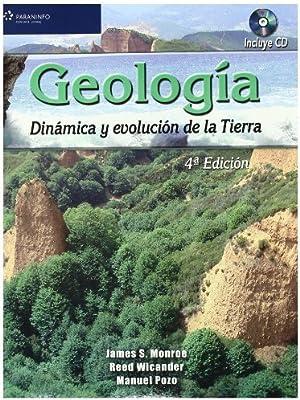Geología. Dinámica y evolución de la tierra: Amazon.es: WICANDER ...