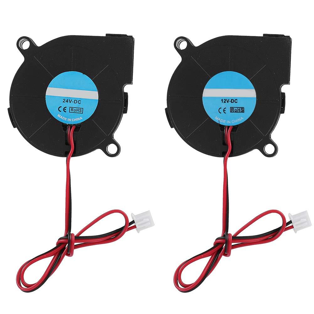 ASHATA Ventilador de Refrigeración para Impresora 3D,3D ...
