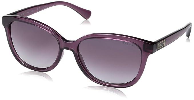 Ralph Lauren Ralph by 0Ra5222 Gafas de Sol, Purple, 56 para ...