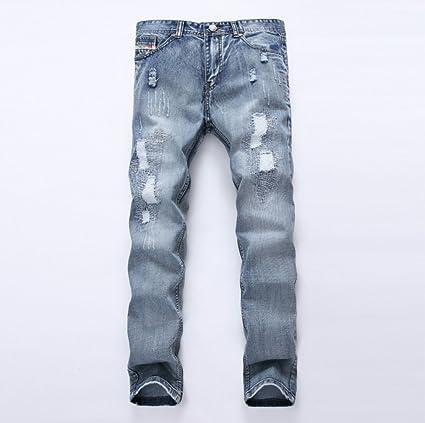 ZHZZ - Pantalones de chándal para hombre, diseño de gato, color ...