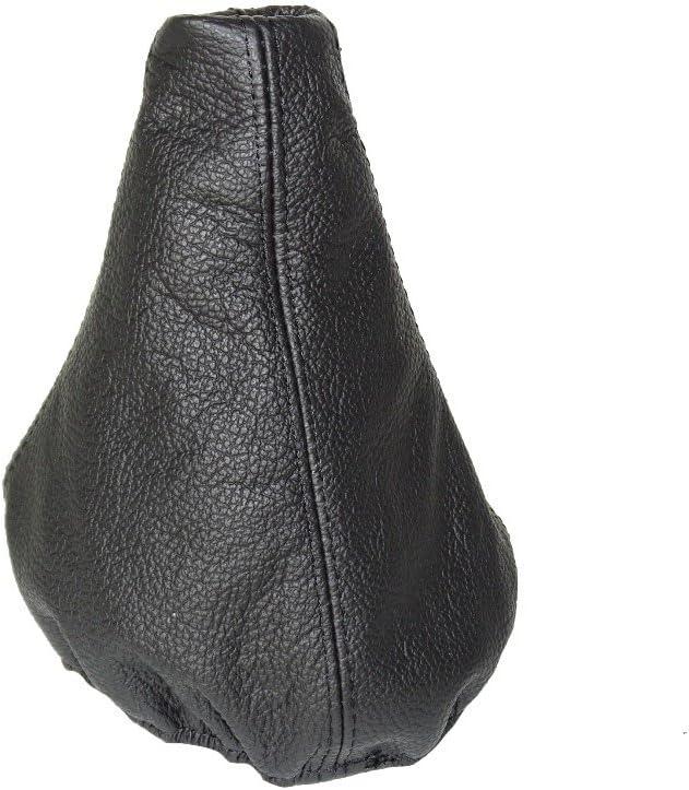 /99/leva cambio in vera pelle nera Per Seat Ibiza Cordoba 6/K 1993/