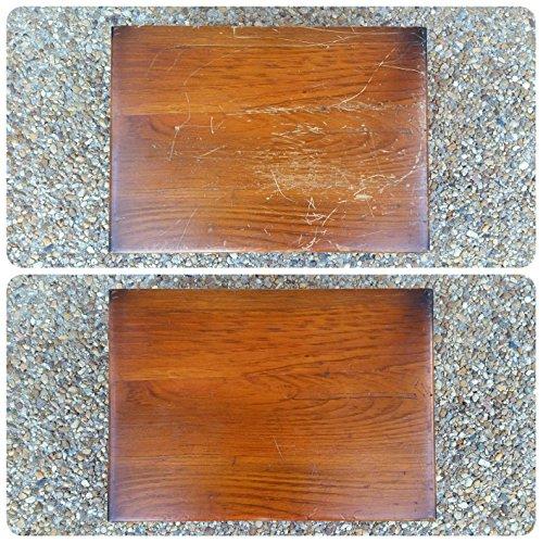 Howard Products RF8008 Restor-A-Finish, 8 oz, Ebony Brown, 8 Fluid Ounces