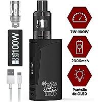 Cigarrillos electrónicos Vape Kit Manvap® BACO 100W, Vape
