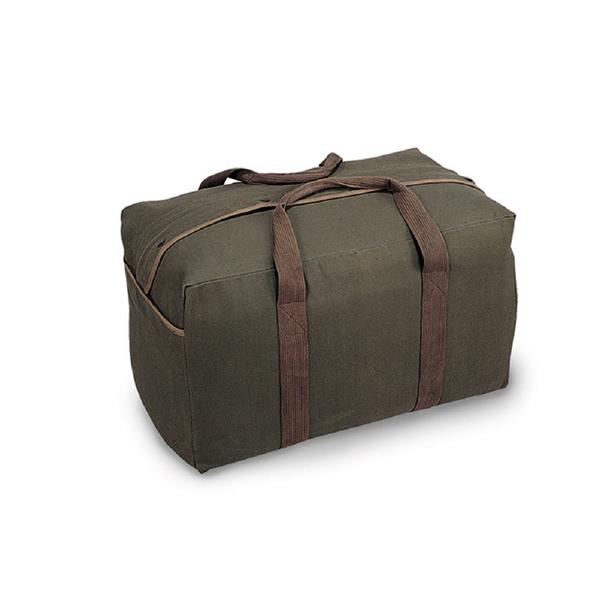 PARACHUTE/CARGO BAG - BLACK, Case of 12 by DollarItemDirect