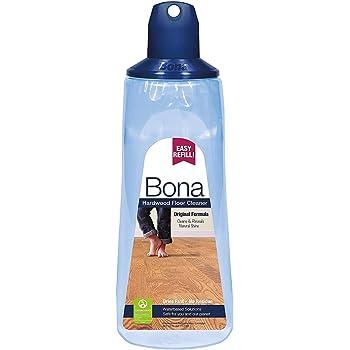 Amazon Bona Hardwood Floor Cleaner Cartridge 34 Oz Liquid
