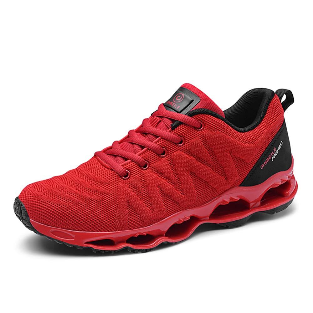 Männer im Freien Casual Turnschuhe Mesh Breathable Non-Slip Easy Walking Athletic Sport Running schuhe