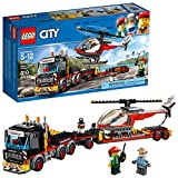 LEGO City Great Vehicles 6209758 Heavy Cargo Transport 60183 Building Kit (310 Piece)