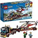 LEGO City Heavy Cargo Transport Building Kit (310 Piece)