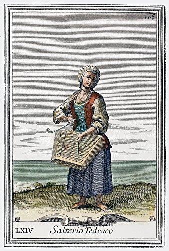 Dulcimer by Arnold Van Westerhout (1723)