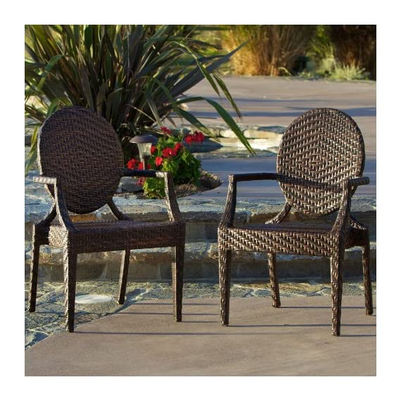 Townsgate Wicker Outdoor Chair (Set of 2) -  - patio-furniture, patio-chairs, patio - 61ORKDgFITL. SS570  -
