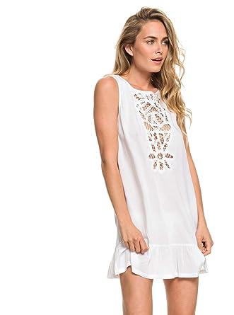 686ec332e5a5c Roxy Womens Goldy Soul Tank Dress at Amazon Women's Clothing store: