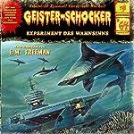 Experiment des Wahnsinns (Geister-Schocker 64)   E. M. Freeman