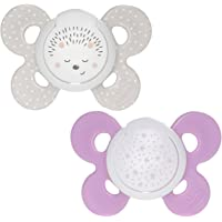 Chicco Physio Comfort - Pack de 2 chupetes