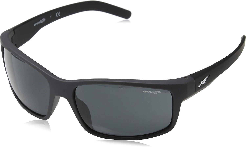 Arnette 4187 Occhiali da sole, Nero (Black), 54 Uomo