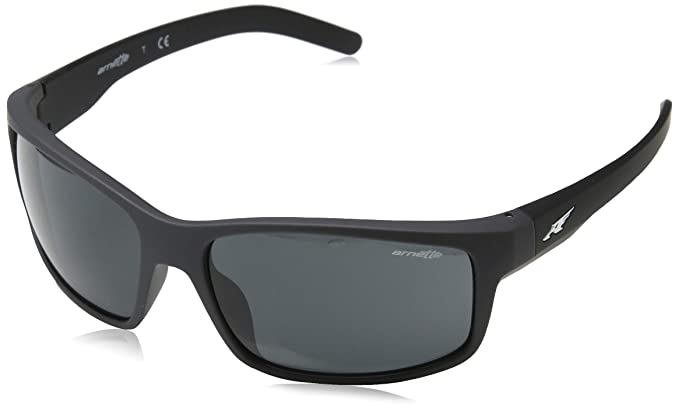 Arnette 0AN4242 41/87 62 Gafas de sol, Negro (Black/Grey), Hombre