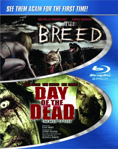 The Breed / Day of the Dead, The Need to Feed [Blu-ray]