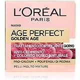 L'Oréal Paris Age Perfect Pro-Calcium Crema Viso Fortificante, 50 ml