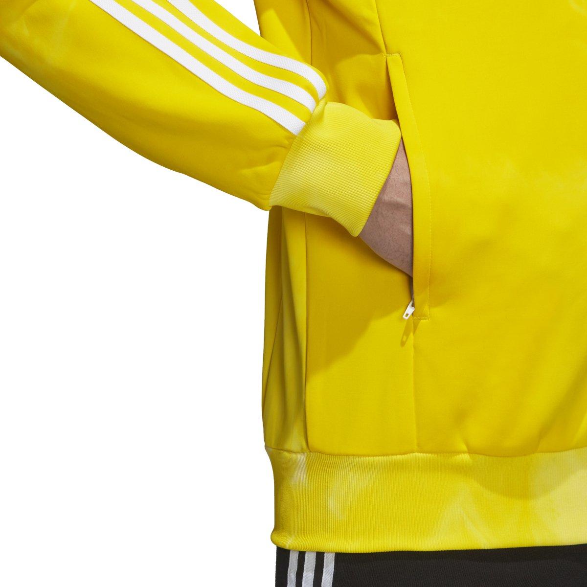 9e5662fb0 adidas Men s Originals Pharrell Williams hu Holi SST Track Jacket CW9103 at  Amazon Men s Clothing store