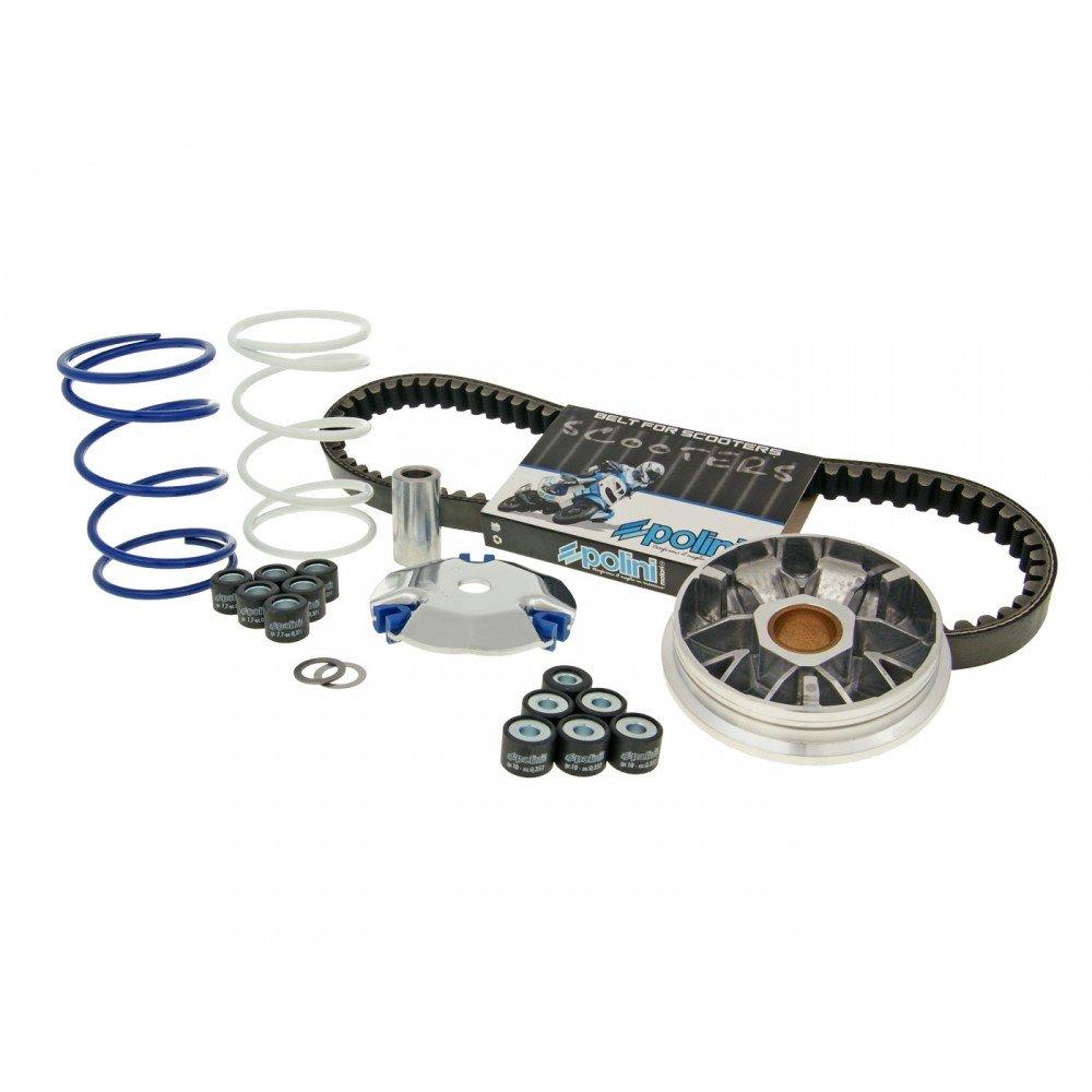 Variator Polini Speed Control ECO-KIT fü r Peugeot, Jetforce C-Tech, Ludix, Speedfight 3 LC 50