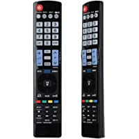 Gvirtue AKB73615309 Remote Control Compatible Replacement for LG TV 47LM6200, 47LM6410, 47LM6700, 47LM7600, 47LM8600, 50PM4700, 50PM6700, 55LM6200, 55LM6410, 55LM6700, 55LM7600, 55LM8600, 55LM9600