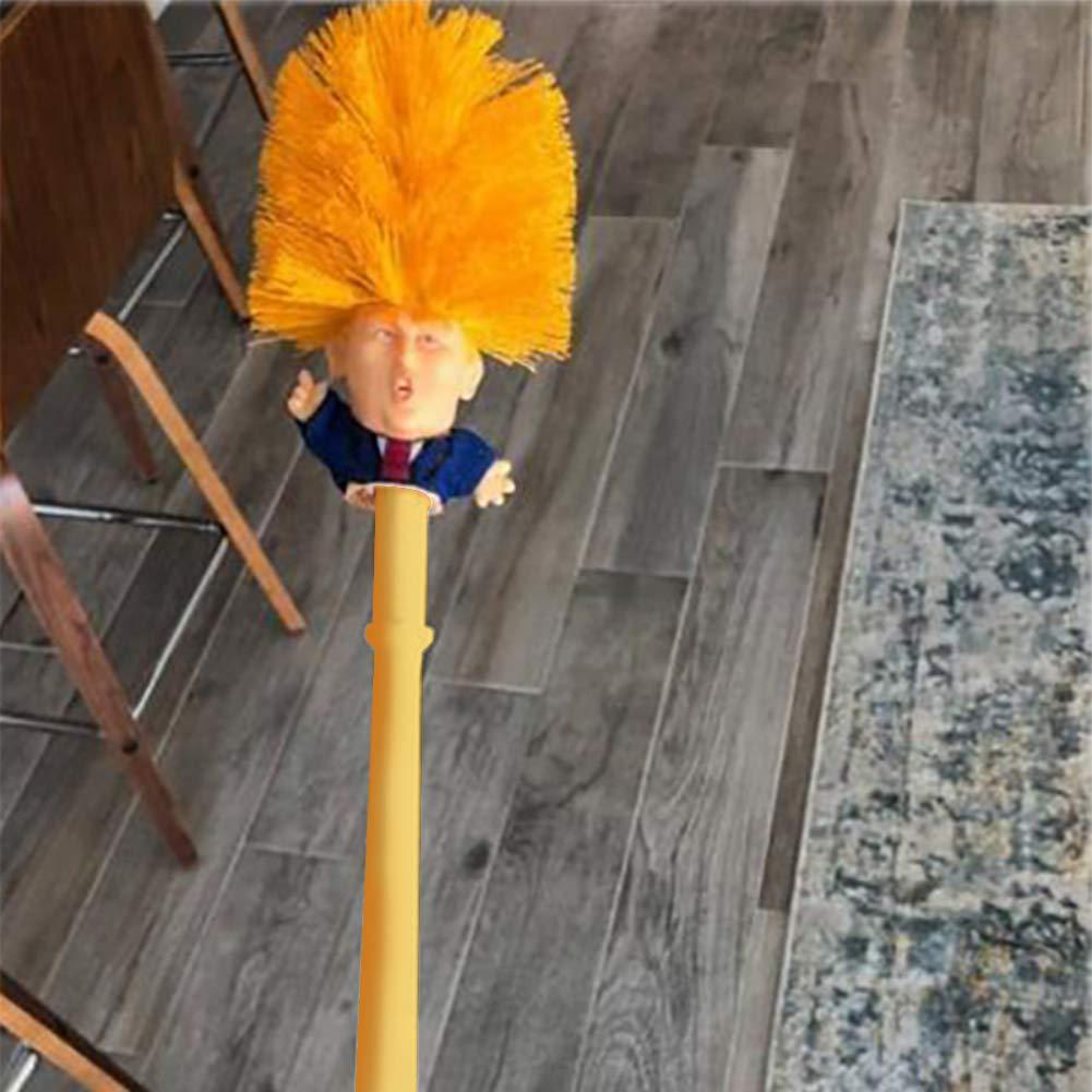 Escobilla para Inodoro con Base Onetek Trump Donald Trump
