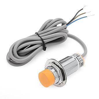 sourcing map LJC24A3-T-Z/AX 1-20mm interruptor sensor proximidad capacitancia NPN NC