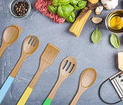 Vremi Parent Sku Bamboo Spoons