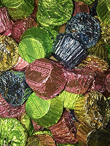 Reese's Peanut Butter Cups Easter Mix (Pastel) 56 Ounce Bag (56 - Images Hot Websites