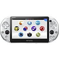 PlayStation Vita Wi-Fi Silver PCH-2000ZA25 (Japan Import)