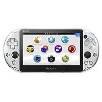 PlayStation Vita Wi-Fi Silver PCH-2000ZA25 (Japan Import)