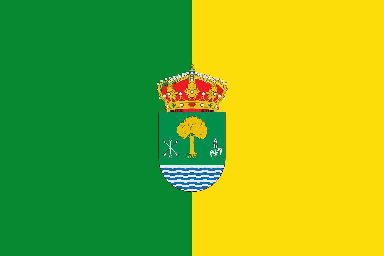 magFlags Bandera Large Municipio de Vita Castilla y León, España | Bandera Paisaje | 1.35m² | 90x150cm: Amazon.es: Jardín