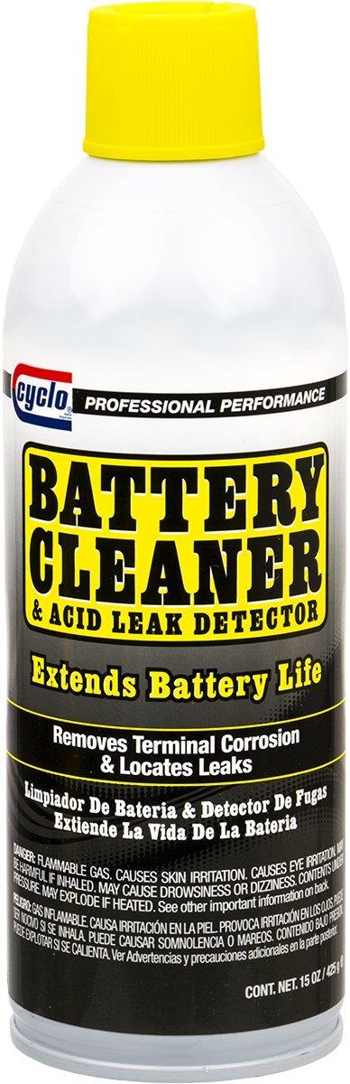 Cyclo - Battery Cleaner & Acid Leak Detector