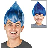 Troll Wig - Many Colors - #1 Quality Crazy colorful Troll Costume Hair - Cosplay