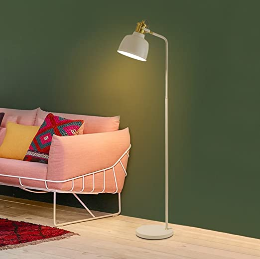Amazon.com: XR Simple Modern Floor lamp led Northern Europe ...