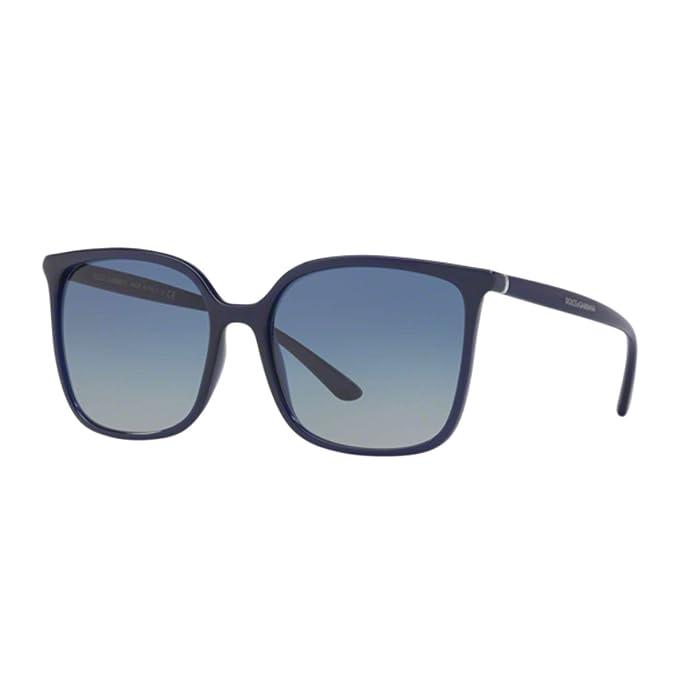 Dolce & Gabbana 0Dg6112, Gafas de Sol para Mujer, Opal Blue ...