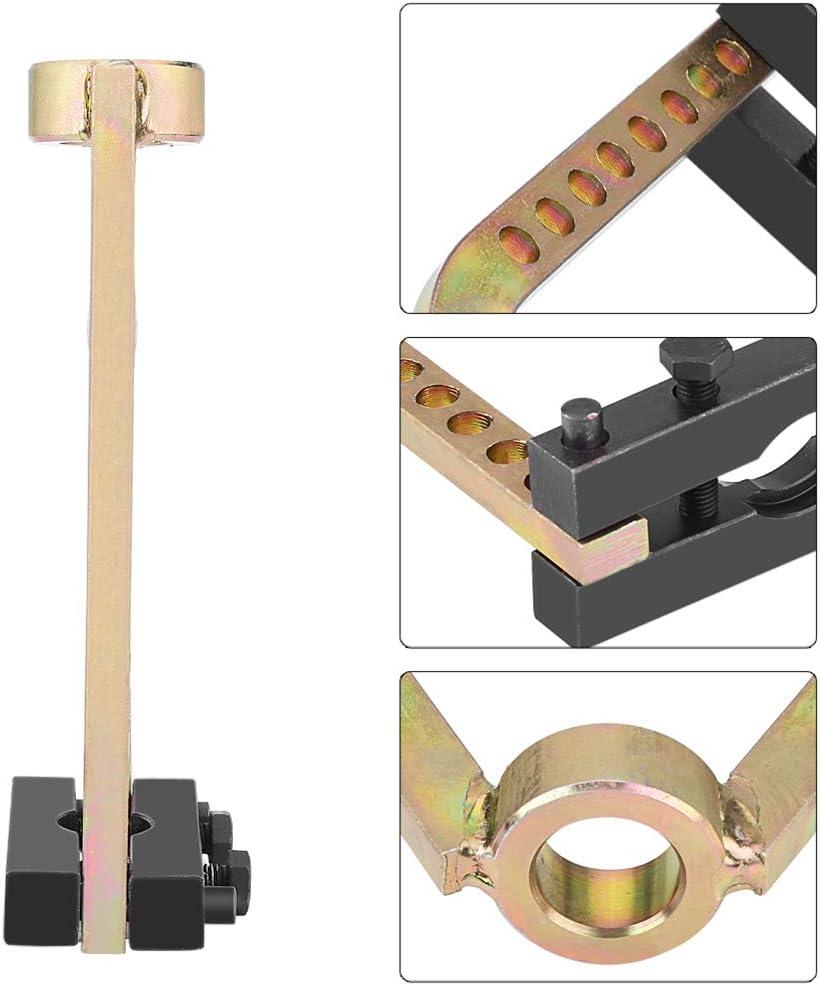 CV Joint Puller Drive Shaft Separator Adjustable Universal Propshaft Splitter Separator Remover Car Drive Shaft Removal Tool 9 Hole Car Drive Shaft Quick Removal Tool Transmission Shaft Remover