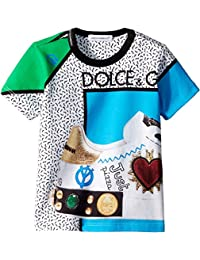 Kids Mens Scarpe Print T-Shirt (Infant)