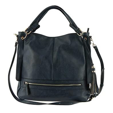 382079729d Urban Expressions Finley Hobo Bag Navy