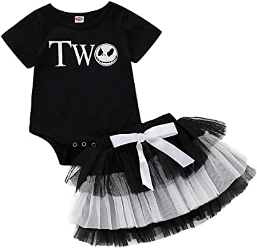 US Newborn Baby Girl Pineapple Romper+Tutu Skirt Tulle Outfit Clothes 3pcs Set