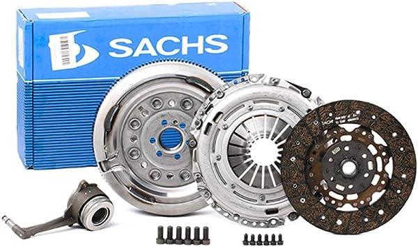 1x Originale SACHS kit frizione incl SACHS volano a doppia massa SACHS CLC dispositivo disinnesto centrale