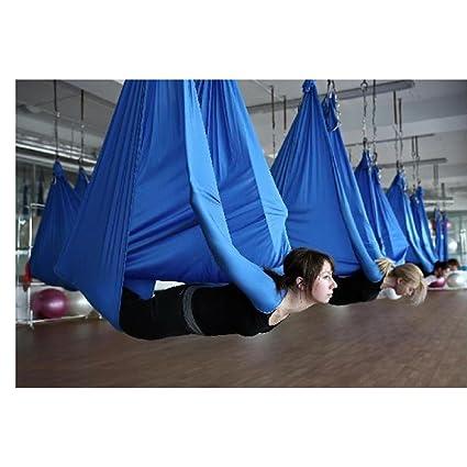 Amazon.com: XIAOLI& Anti-Gravity Yoga Swing Hammock Air ...