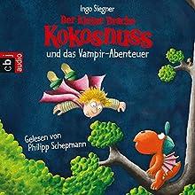Der kleine Drache Kokosnuss und das Vampir-Abenteuer (Der kleine Drache Kokosnuss 13) Hörbuch von Ingo Siegner Gesprochen von: Philipp Schepmann
