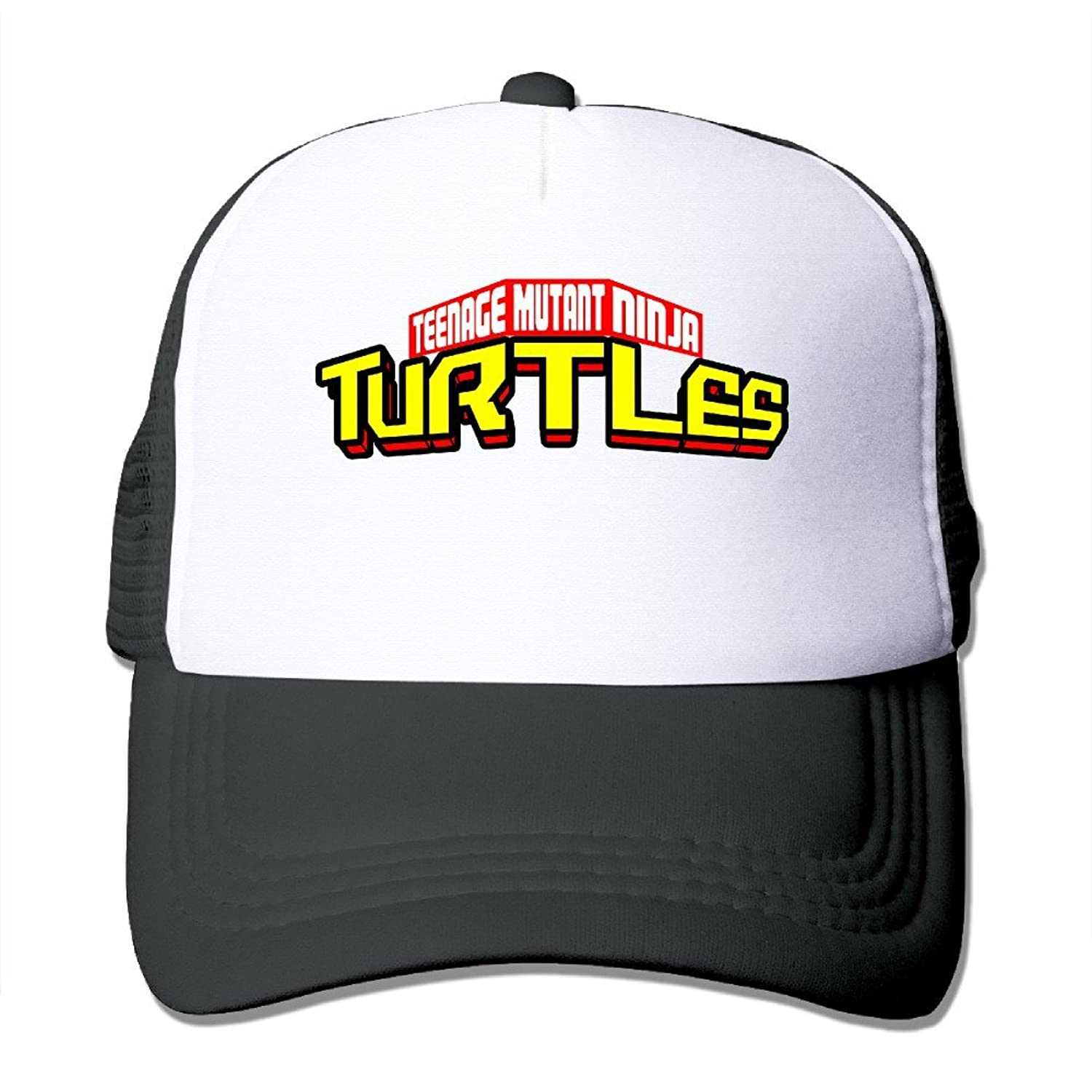 POPYol Unisex Teenage Mutant Ninja Turtles Adjustable Mesh Baseball Hats Caps