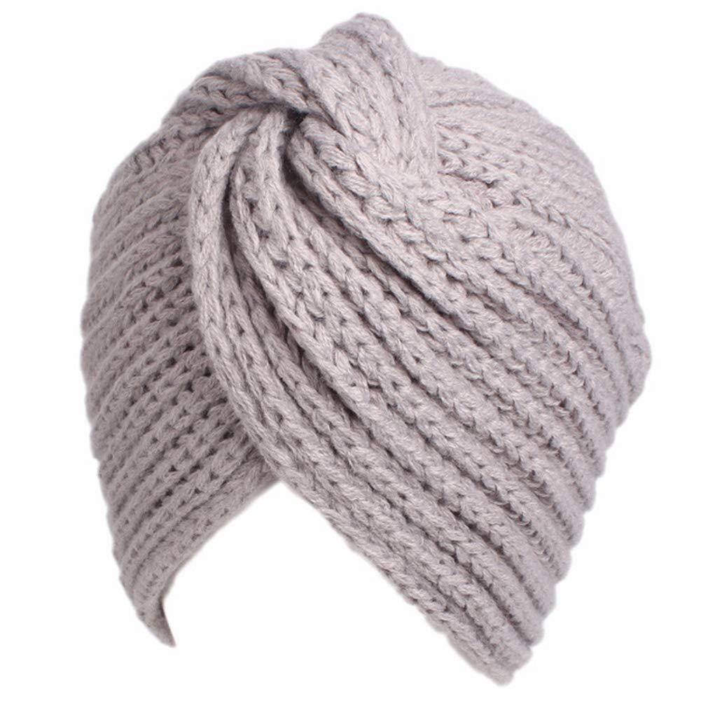 Amorar Multifunzionale Casuali Cappello Linea Maternità Invernale Copricapo Cappello