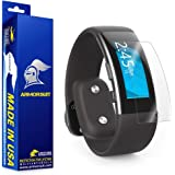 ArmorSuit Microsoft Band 2 Screen Protector [2 Pack] MilitaryShield Anti-Bubble Screen Protector Compatible with Microsoft Band 2 -HD Clear Anti-Bubble