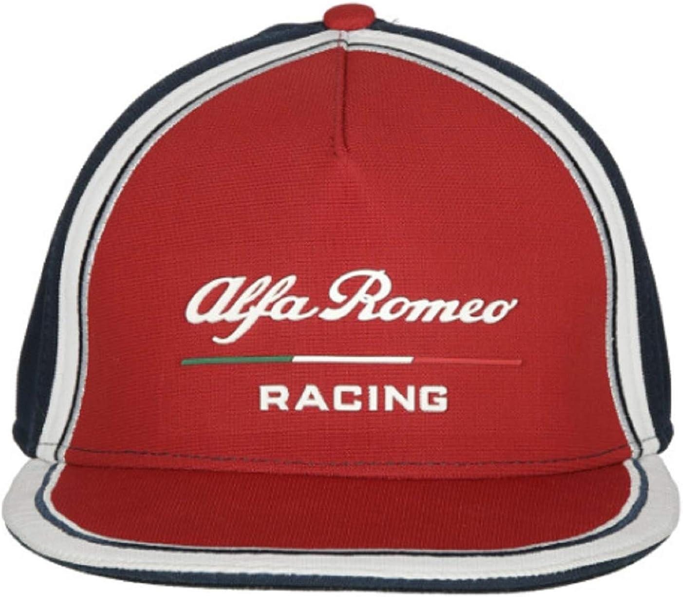 Alfa Romeo 2019 Kids Flat Brim Team Hat