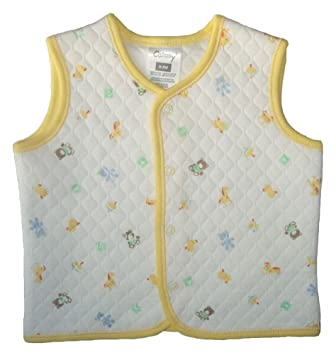Baby Gilet Waistcoat Vest For Boy Or Girl Size 9 12 Months Soft