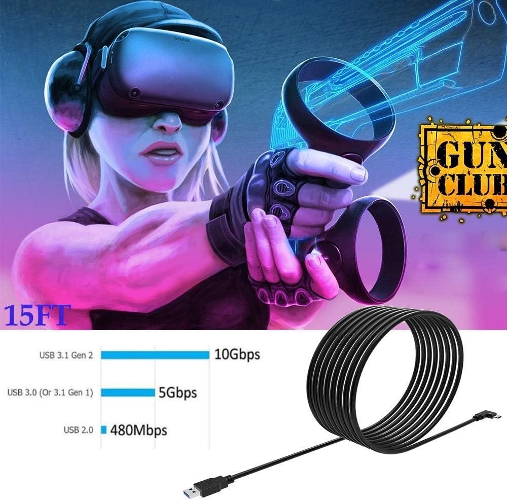 Esimen USB C Cable 10FT, Oculus Quest Link Cable