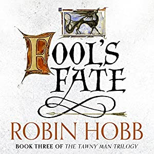 Fool's Fate Hörbuch