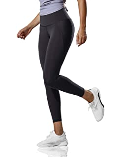 a952953151 CRZ YOGA Women s Hugged Feeling High Waist Tight Squat Proof Pants Workout  Leggings with Pocket-
